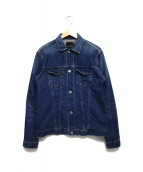 KURO(クロ)の古着「デニムジャケット」