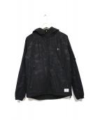 CRIMIE(クライミ)の古着「リバーシブル中綿ジャケット」|ブラック