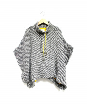 KENZO(ケンゾー)の古着「プルオーバーニットポンチョ」