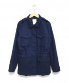 CLANE(クラネ)の古着「ミリタリーウールジャケット」