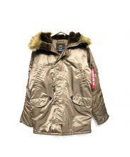 ALPHA(アルファ)の古着「N-3Bタイトジャケット」