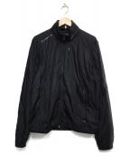 RLX RALPH LAUREN(アールエルエックス)の古着「ナイロンジャケット ジャケット」 ブラック
