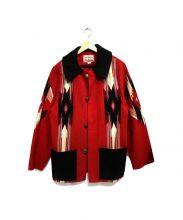 INDIAN(インディアン)の古着「チマヨブランケットジャケット」