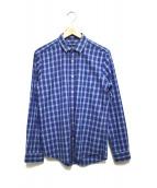 BLACK LABEL CRESTBRIDGE(ブラックレーベルクレストブリッジ)の古着「チェックシャツ」