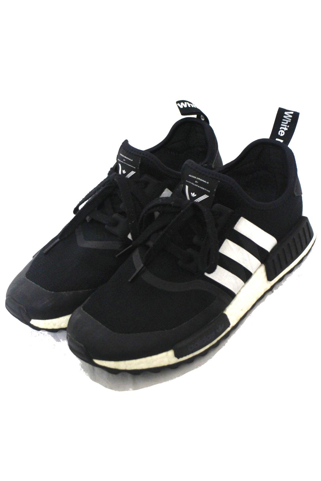 best sneakers b3a23 b68d8 [中古]adidas Originals by White Mountaineering(アディダス オリジナルス バイ  ホワイトマウンテニアリング)のメンズ シューズ NMD TRAIL