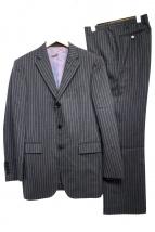 BURBERRY BLACK LABEL(バーバリーブラックレーベル)の古着「3Bセットアップスーツ」