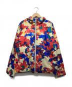 Bohemians(ボヘミアンズ)の古着「中綿ジャケット ジャケット」 マルチカラー