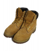 Timberland(ティンバーランド)の古着「6インチブーツ  ブーツ」|ブラウン