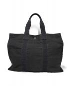 HERMES(エルメス)の古着「トートバッグ バッグ」|グレー
