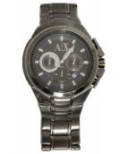 ARMANI EXCHANGE(アルマーニエクスチェンジ)の古着「リストウォッチ 腕時計」