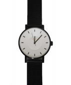KLASSE14×BEAMS(クラスフォ-ティーン×ビームス)の古着「別注 Volare Mesh 腕時計」|ホワイト
