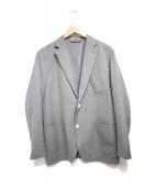 AURALEE(オーラリー)の古着「スーパーファインウールモヘアジャケット」