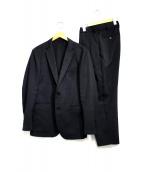 JOSEPH HOMME(ジョセフ オム)の古着「セットアップスーツ スーツ」|ネイビー