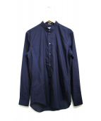 VANGHER(ヴァンガー)の古着「スタンドカラーシャツ」