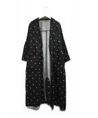 Mila Owen(ミラオーウェン)の古着「リネンチェスターコート チェスターコート コート」