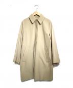 S Max Mara(エスマックスマーラ)の古着「ライナー付ステンカラーコート」 ベージュ