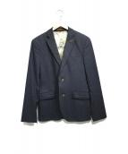 TED BAKER(デッド ベイカー)の古着「テーラードジャケット ジャケット」|グレー