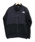 THE NORTH FACE(ザノースフェイス)の古着「DENALI JACKET ジャケット」 ブラック