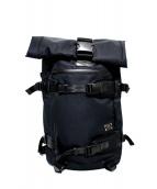 ASSOV(アッソブ)の古着「ロールトップバックパック リュック」|ブラック