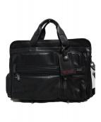 TUMI(トゥミ)の古着「コンピューターブリーフケース バッグ」|ブラック