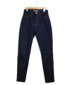 RED CARD×glenwood(レッドカード×グレンウッド)の古着「スキニーデニムパンツ パンツ」|ブルー