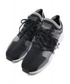 adidas(アディダス)の古着「スニーカー シューズ」 ブラック