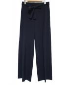 MACKINTOSH LONDON(マッキントッシュ ロンドン)の古着「ワイドパンツ パンツ」|ネイビー