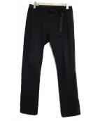 GRAMICCI(グラミチ)の古着「クライミングパンツ パンツ」|ブラック