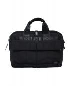 PORTER(ポーター)の古着「2WAYブリーフケース バッグ」|ブラック