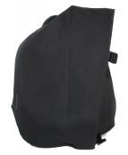 Cote&Ciel(コート・エ・シエル)の古着「ISAR SMALL ECO YARN Laptop リュッ」|ブラック