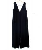 COLLAGE(コラージュ)の古着「オールインワン」|ブラック