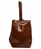 Cartier(カルティエ)の古着「ワンショルダーバッグ バッグ」|ブラウン