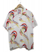 SUN SURF SPECIAL EDITION(サンサーフスペシャルエディション)の古着「HAWAIIAN PADDLE アロハシャツ シャツ トップ」