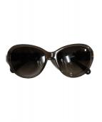 CHANEL(シャネル)の古着「サングラス 眼鏡」|ブラック