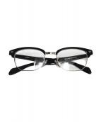 STUSSY(ステューシー)の古着「眼鏡」|ブラック