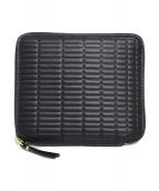 COMME des GARCONS(コム・デ・ギャルソン)の古着「BRICK WALLET 財布」|ブラック