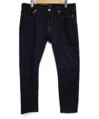 Paul smith JEANS(ポールスミスジーンズ)の古着「STRETCH SKINNY DENIM  パンツ」|インディゴ