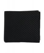 dunhill(ダンヒル)の古着「2つ折り財布 財布」|ブラック
