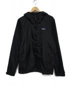 Patagonia(パタゴニア)の古着「トレントシェル ジャケット ジャケット」|ブラック
