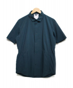 alk phenix(アルク フェニックス)の古着「半袖シャツ」 グリーン