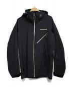 Patagonia(パタゴニア)の古着「Untracked Jacket ジャケット」 ブラック