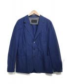 ESTNATION(エストネーション)の古着「シャツジャケット」 ブルー