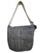 PORTER(ポーター)の古着「ショルダーバッグ バッグ」 インディゴ