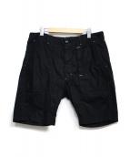 Engineered Garments(エンジニアードガーメンツ)の古着「ハーフパンツ パンツ」 ブラック