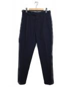 BERWICH(ベルウィッチ)の古着「シアサッカーパンツ パンツ」|ネイビー