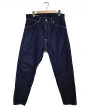 SCYEBASICS(サイベーシックス)の古着「デニムパンツ」|ブルー