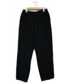 CellarDoor(セラドール)の古着「コーデュロイイージーパンツ」|ブラック