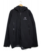 ARCTERYX(アークテリクス)の古着「Beta SV Jacket ジャケット」 ブラック
