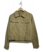 Australian Army(オーストラリア陸軍)の古着「Cotton Drill Jacket  ジャケット」|ベージュ