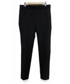 JOHN LAWRENCE SULLIVAN(ジョンローレンスサリバン)の古着「SKINNY TROUSERS パンツ」|ブラック